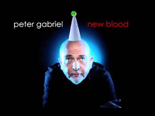 Peter Gabriel In Your Eyes New Blood Youtube
