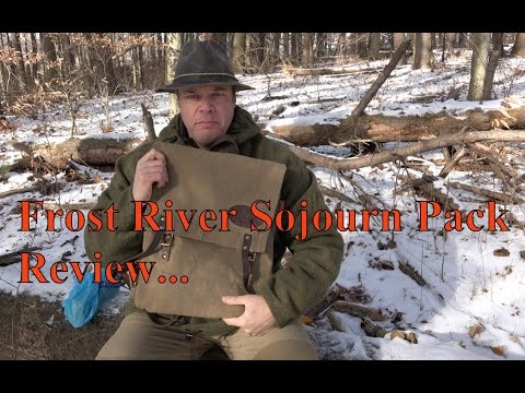 Frost River Sojourn Pack Review