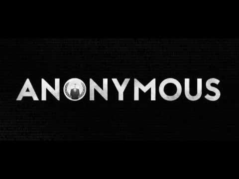 ANONYMOUS Official Trailer   Hacker Movie HD