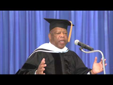 JTS Commencement Address by John R. Lewis