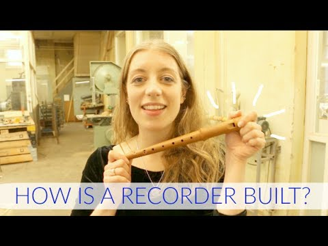 See how a recorder is made! | Team Recorder
