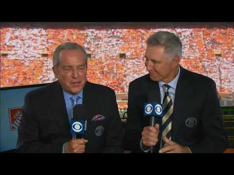 SEC on CBS intro 2017 #7 UGA@TEN