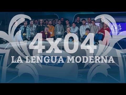 La Lengua Moderna 4x04 |Hitler como referencia para vestir bien