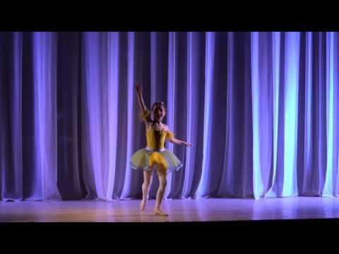 """Детский балет """"Дюймовочка"""". Встреча с полевой Мышью"""