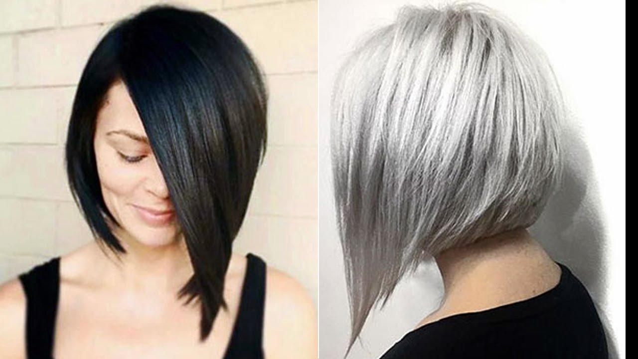 Corte de pelo tipo bob largo