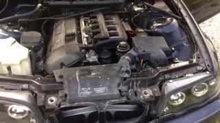 BMW E46 E36 m52 m52tu m54  blown head gasket or cracked head, or pulled head bolt threads