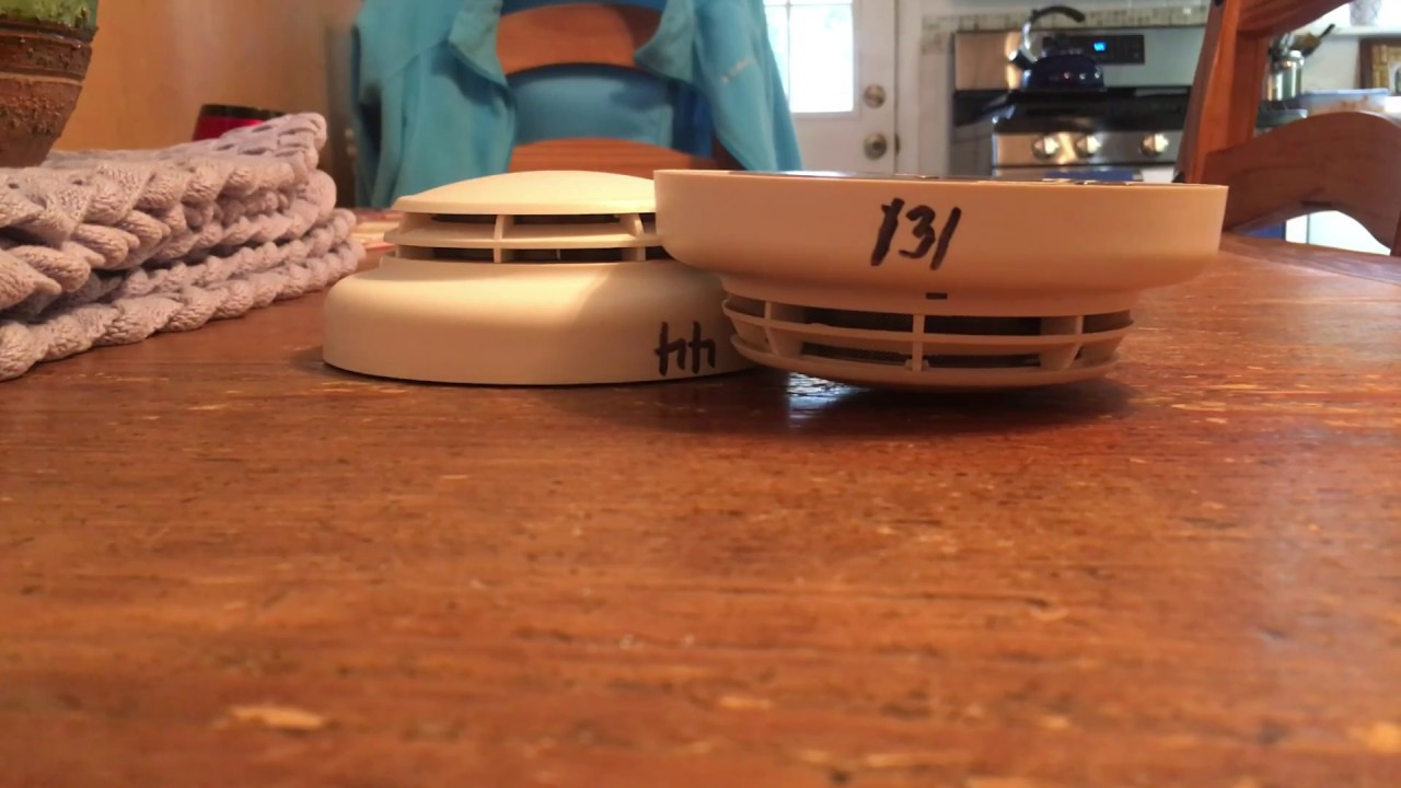 Review of the Simplex 4098-9710 addressable smoke detector