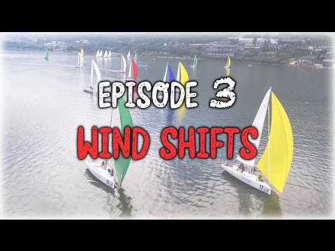 EPISODE 3 WINDSHIFTS Tutorial of tactics and race strategies