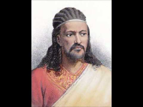 The last moments of Atse Tewodros @ Meqdela.wmv