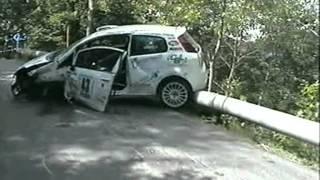 Crash Rally  Ronde Brescia 2009