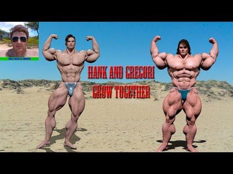 A Couple's Muscle Growth WishKaynak: YouTube · Süre: 1 dakika45 saniye