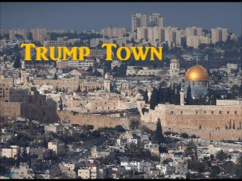 """Israel Is Naming New District In Jerusalem """"Trump Town"""""""
