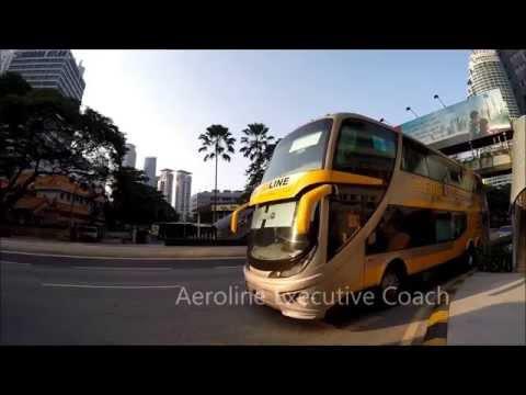 Aeroline Executive Coach Kuala Lumpur Singapore Penang