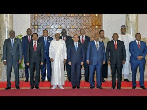 دول أفريقية تمنح الجيش السوداني مهلة ثلاثة أشهر للقيام بانتقال سلمي للسلطة  - نشر قبل 1 ساعة