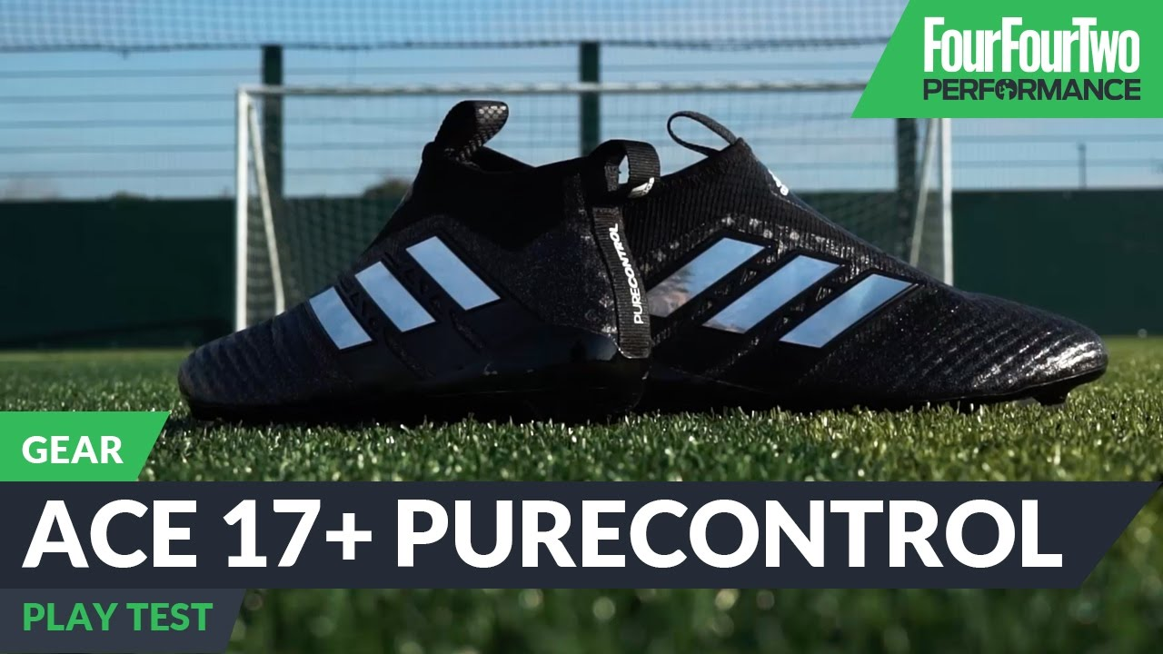 Adidas Ace 17+ Purecontrol review | Play test