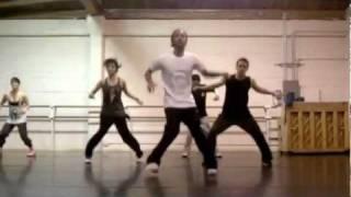 Jardy Santiago House Dance Class 12/04/11 thumbnail