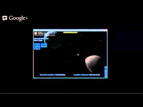 Live Asteroid 2012 DA14