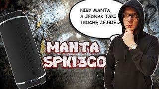 Manta SPK13GO - test, recenzja, review taniego JBL'a Flip