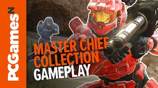 Halo The Master Chief Collection PC beta gameplay | Release date pending