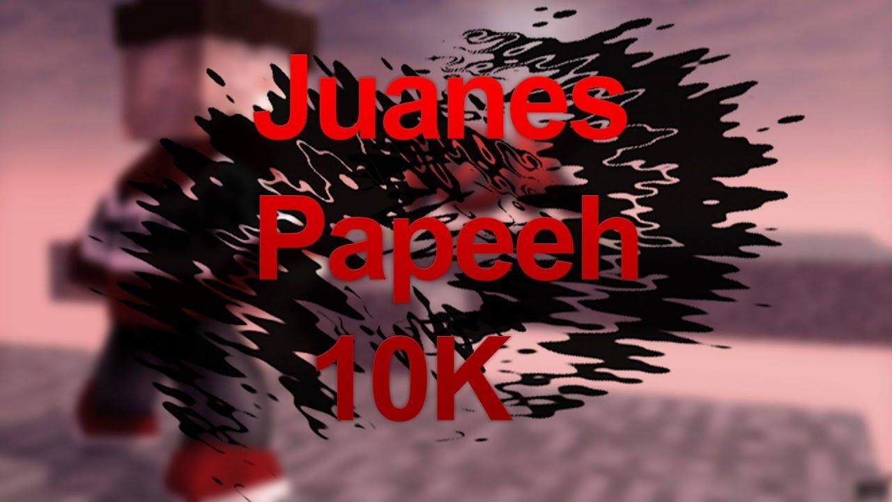 Wallpaper JuanesPapeeh10K!