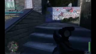 Americas Army 3 Gameplay