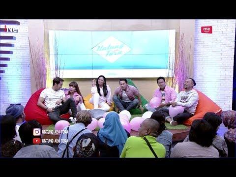 Elly Sugigi & Brondong Vs DJ Dinar & Kriss Hatta Kompak Saat Main Games Rebutan Part 4A - UAT 22/02