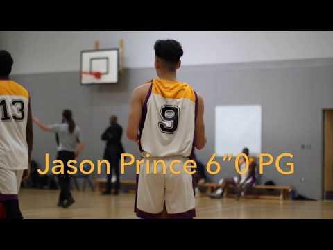 Jason Prince 2017-18 Season Highlights