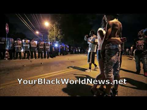 Dozens of Officers down as Memphis citizens response to Brandon Webber situation