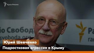 Кто сеет ветер – пожнет бурю: подростковая агрессия в Крыму | Радио Крым.Реалии