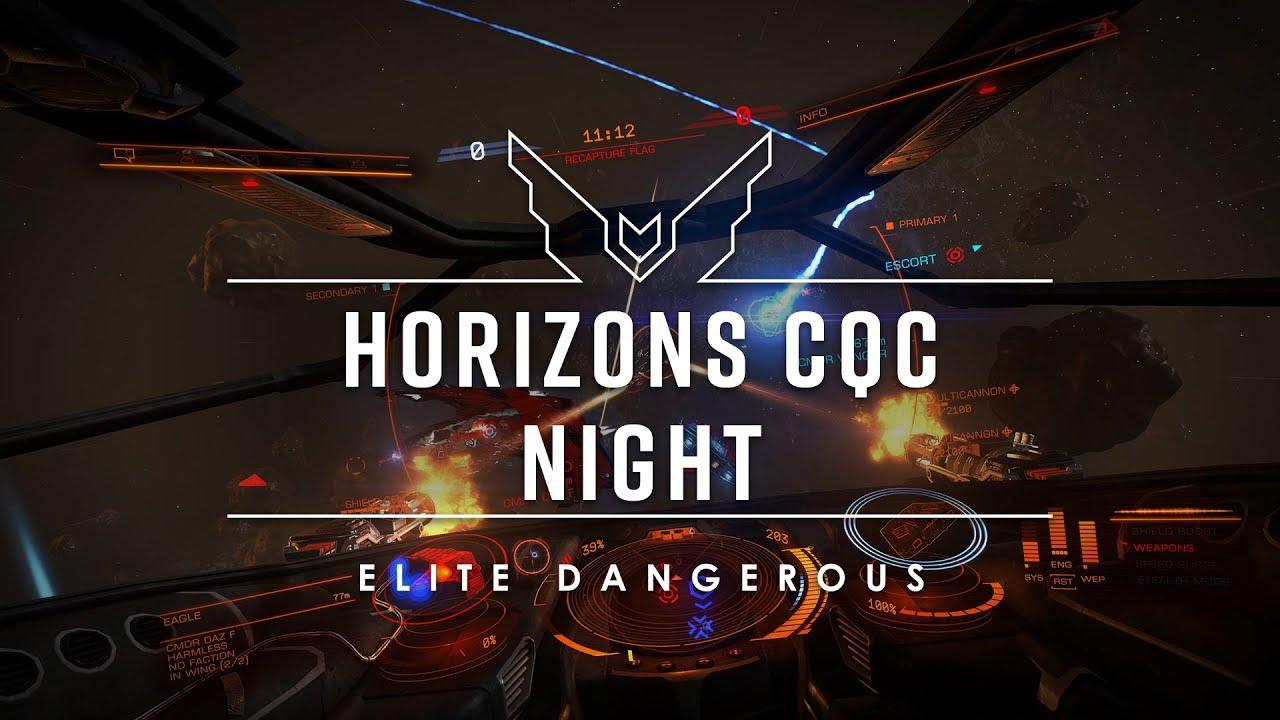 Horizons: CQC Night
