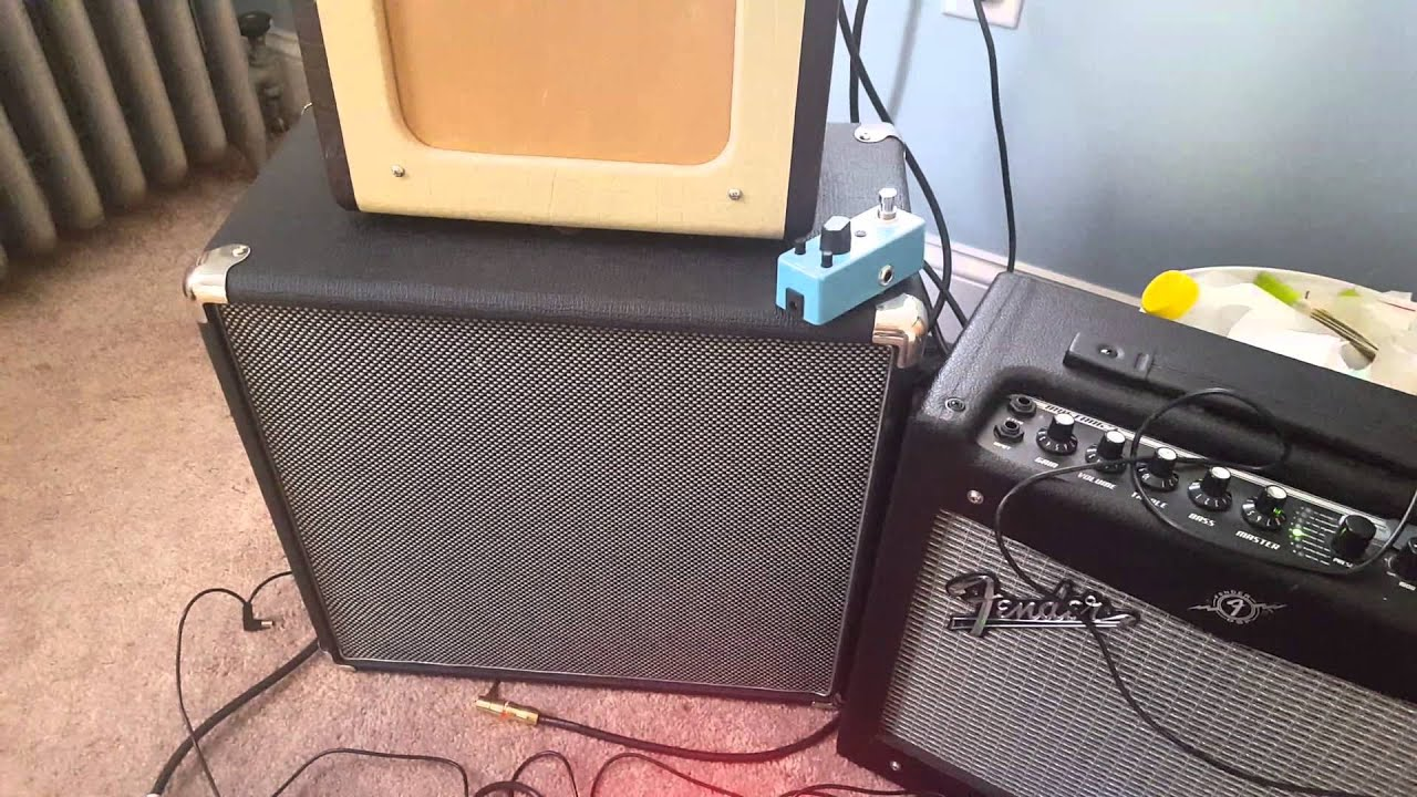 Fender strat with GFS Filtertrons - YouTube