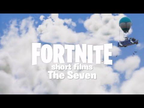Fortnite short films The Seven