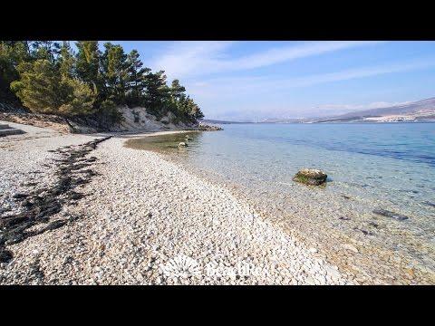 beach Donji Karin, Donji Karin, Croatia