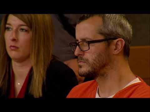 Judge reads Chris Watts' sentence