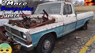 Bumpside Ford F100 Ranger Junkyard Find
