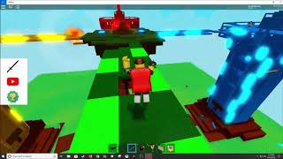 Adam Plays Roblox - Red v Blue v Green v Yellow