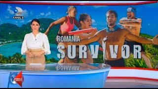 "Stirile Kanal D(31.05.2020) - Finala ""Survivor Romania"" pe primul loc in audiente, in intreaga tara!"