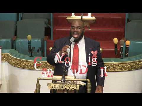 BMU Revival 2017, Bishop Charles Bond