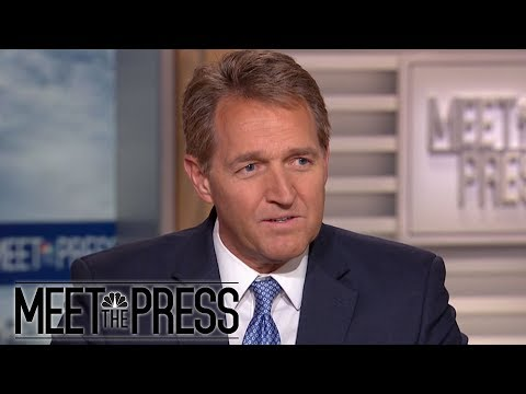 Jeff Flake: Republican Party Doesn't Have To Be The 'Party Of Trump' | Meet The Press | NBC News