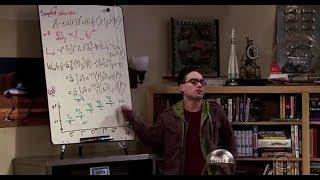 Теория Большого Взрыва - У меня тоже есть доска