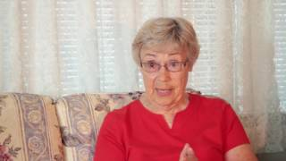 Interview with Doris Peterson