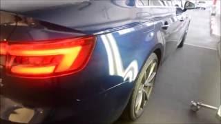 Получение нового авто с нашим клиентом. (Audi A4)