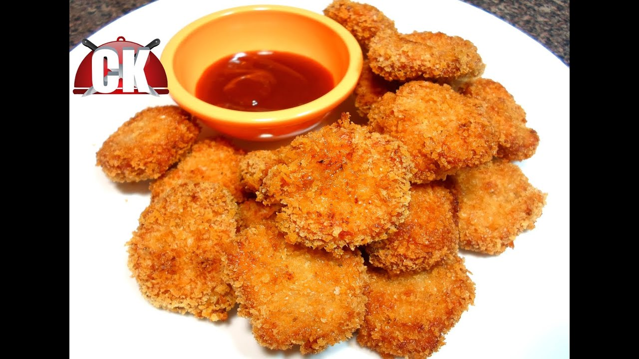 How To Make Chicken Nuggets  Chef Kendra's Easy Cooking!