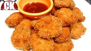 How To Make Chicken Nuggets - Chef Kendra's Easy Cooking!