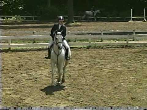 Sarah riding Kolgani/ Saratoga classic 2009 Part 3