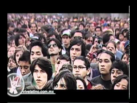 Presentación - Little Joy en el Vive Latino 2009 - Don't Watch Me Dancing