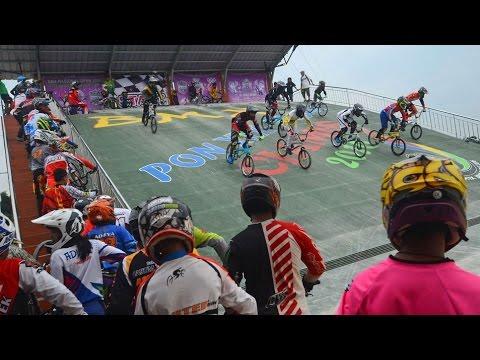Hots News ! Kejuaraan BMX Ciamis#PON JABAR 2016