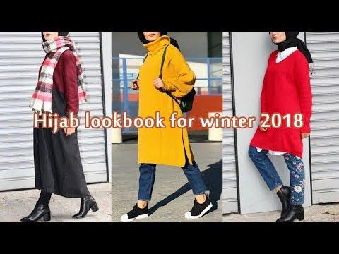 winter lookbook | winter hijab lookbook | hijab fashion style 2018 6