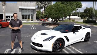 Is a used C7 Corvette Z06 the BEST sports car VALUE with supercar performance?