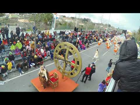 Levados do Diabo ( Ovar ) @ Carnaval de Ovar 2019 - Desfile de Domingo - Zoom Q2N